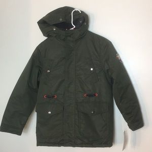 Weatherproof vintage 3 in 1 boy jacket